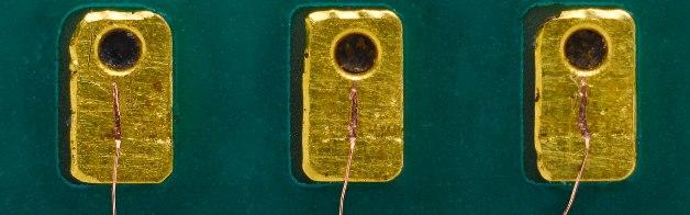 micro coils, micro soldering, medical sensors